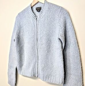 Nubbly Wool Sweater
